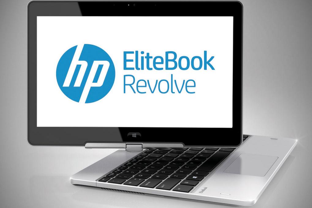 hp elitebook revolve nouvelle tablette pc portable sous. Black Bedroom Furniture Sets. Home Design Ideas