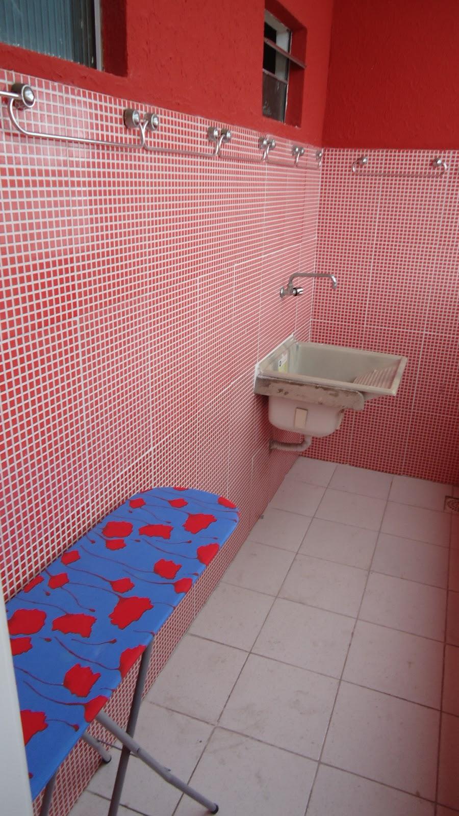 Área de serviço do pensionato Lar das meninax (Fortaleza-CE)