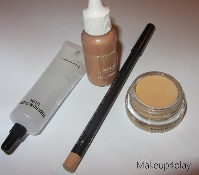 Cosmetic Company Store Mac Haul
