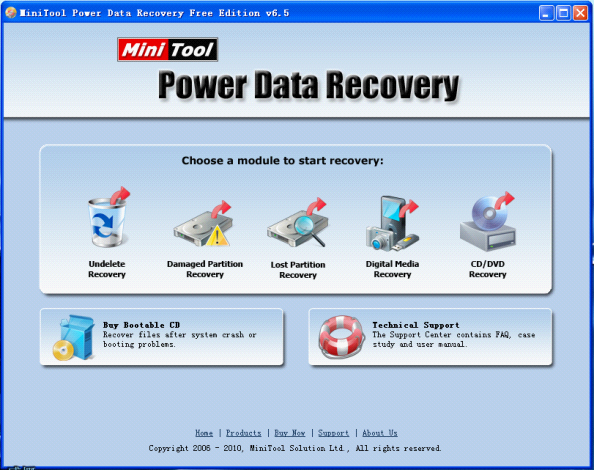 Data recovery image disk software