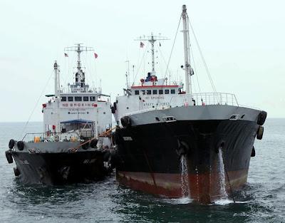 Cubaan rompak kapal minyak gagal