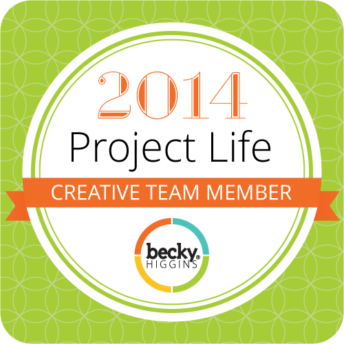 Be Inspired With Project Life!