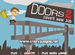 Jugar Doors 2: Daves New Job