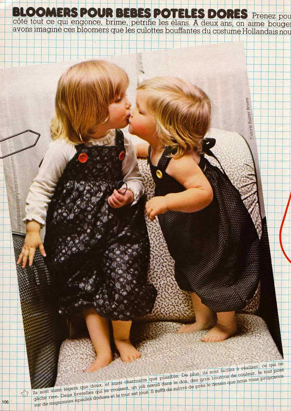 The Vintage Pattern Files: 1970\'s Sewing - Salopette / Dungaree ...