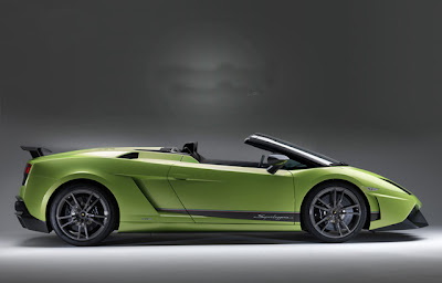 AUTO DEPORTIVO LAMBORGHINI GALLARDO LP570-4 SUPERLEGGERA CARRO VERSION ROADSTER