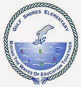 Gulf Shores Elementary School Emblem