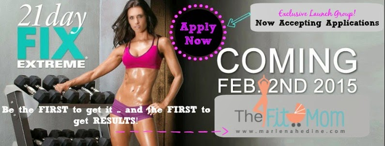 21 Day Fix Extreme Launch Group