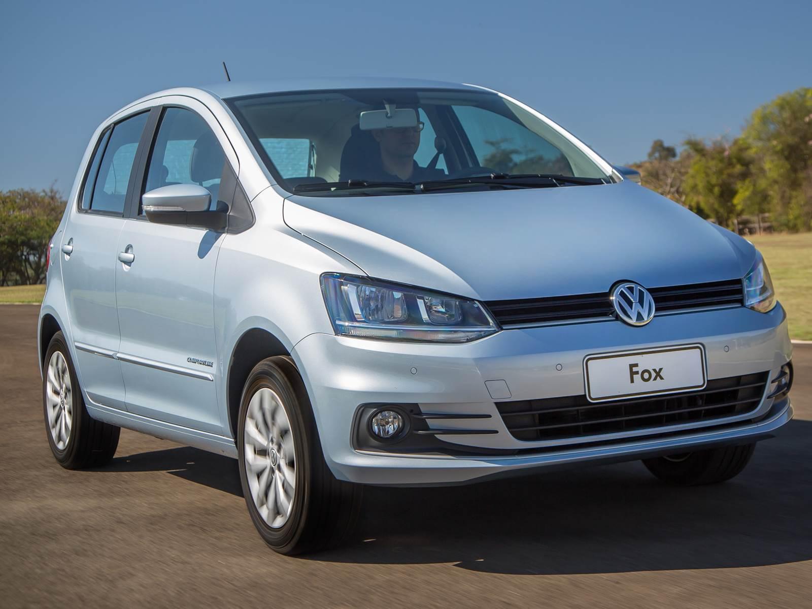 VW Fox 2016 Comfortline