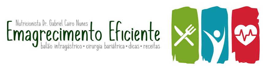 NUTRICIONISTA GABRIEL CAIRO NUNES ( 11) 2348-4310