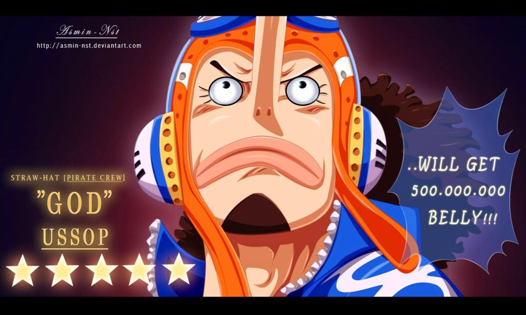 One Piece Chapter 758: Tiến lên phía trước 019
