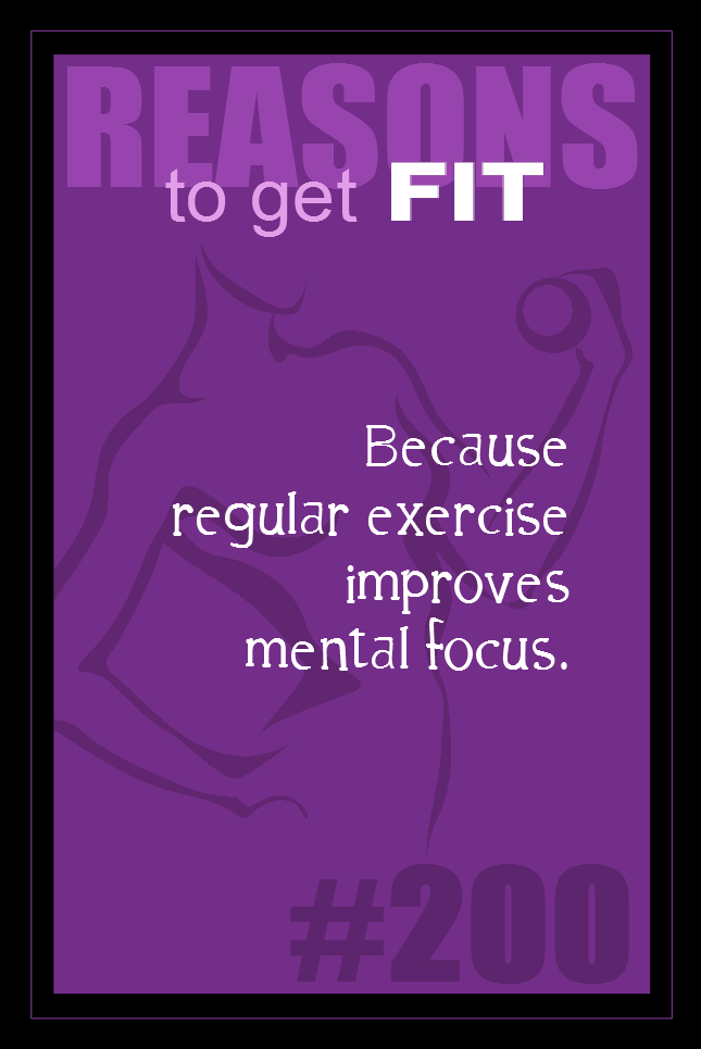 365 Reasons to Get Fit #200