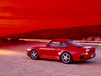 #23 Porsche Wallpaper