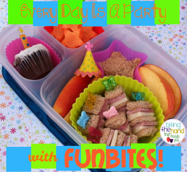 Biting the hand that feeds you happy birthday baby funbites cube it easylunchboxes bento birthday lunch ideas healthy school presents sandwich kabobs forumfinder Choice Image