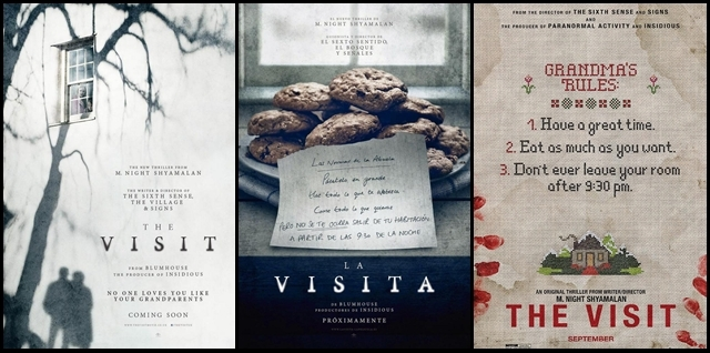 La visita, Night Shyamalan, the visit