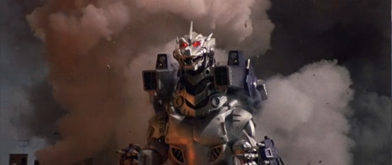 THE GODZILLA RUNDOWN: Godzilla Against Mechagodzilla