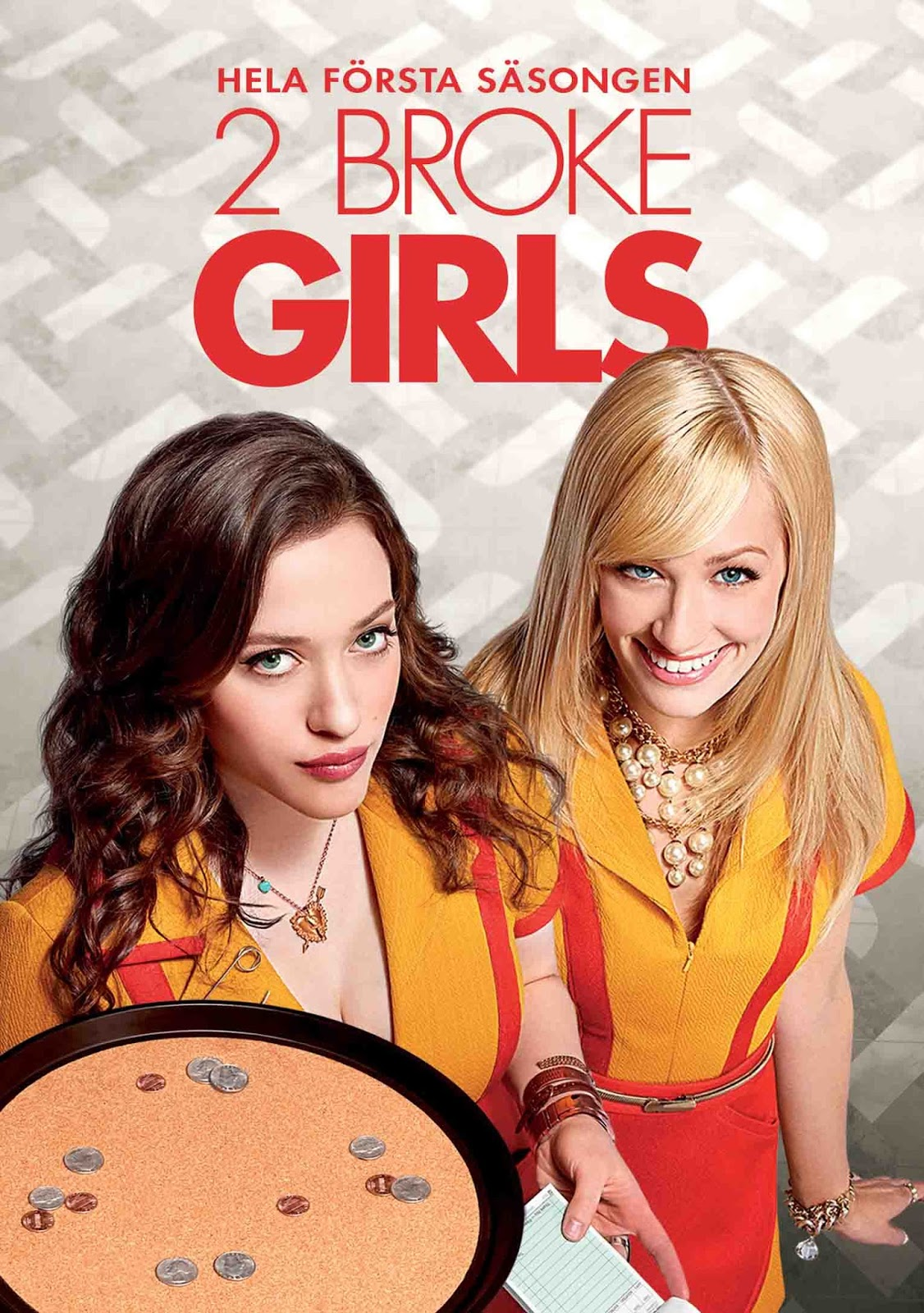 2 Broke Girls 1ª Temporada Torrent - BluRay 720p Dual Áudio