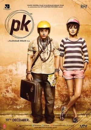 Film PK 2014 Bioskop