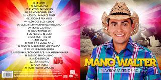 CD Mano Walter – Playboy Fazendeiro (2015)