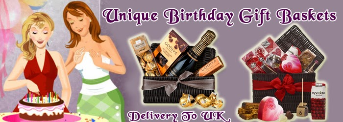 Awesome Birthday Gift Baskets : Giftblooms unique birthday gift baskets delivery to uk