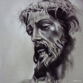 Stmo. Cristo de la Coronación de Espinas, Obra de Inmaculada Peña Ruiz