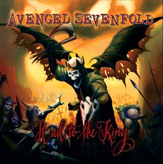 Avenged Sevenfold - Hail To The King Full Album Download