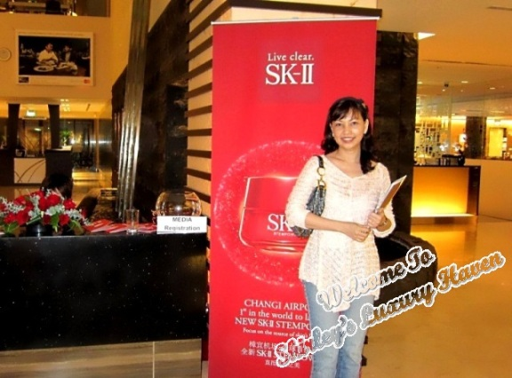 sk-ii stempower workshop at jetquay cip