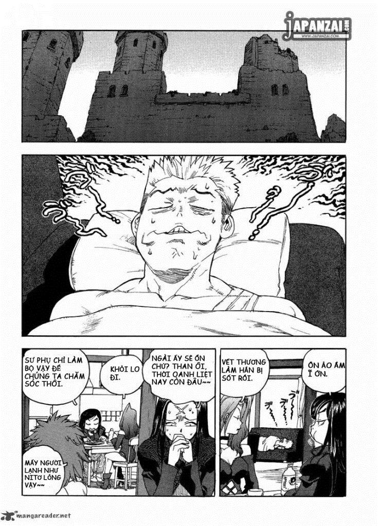 Aiki chap 81 - Trang 3