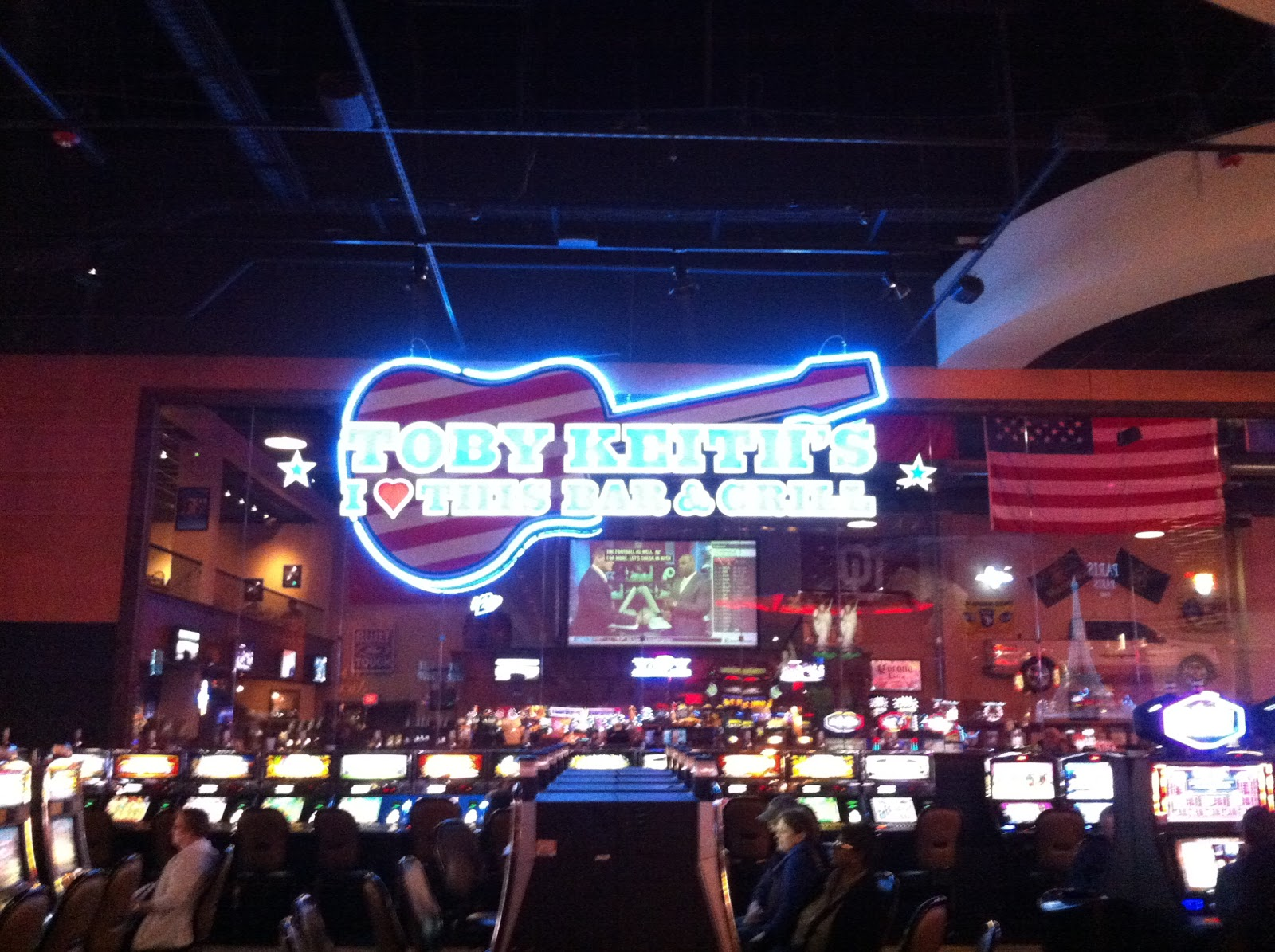 Toby Keith BBQ Barbecue Bar-B-Q Barbeque Ribs Winstar