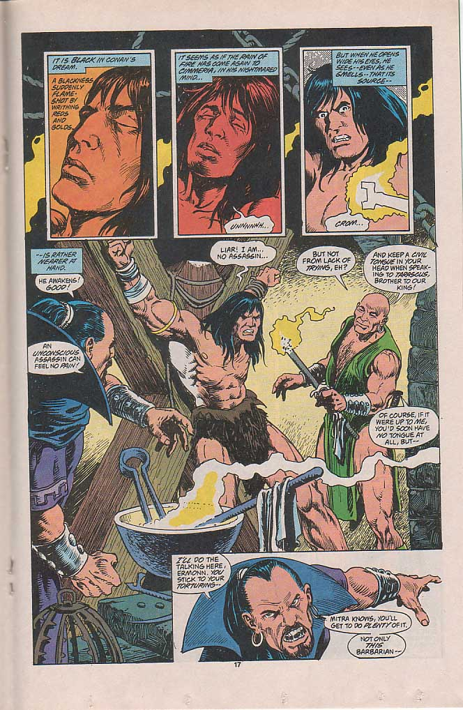 Conan the Barbarian (1970) Issue #257 #269 - English 13