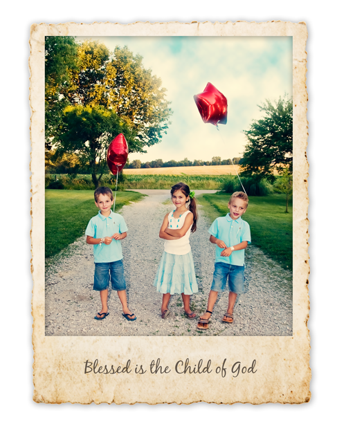 """The FarmHouse Kids""  ~ My Crazy Life with Triplets ~"