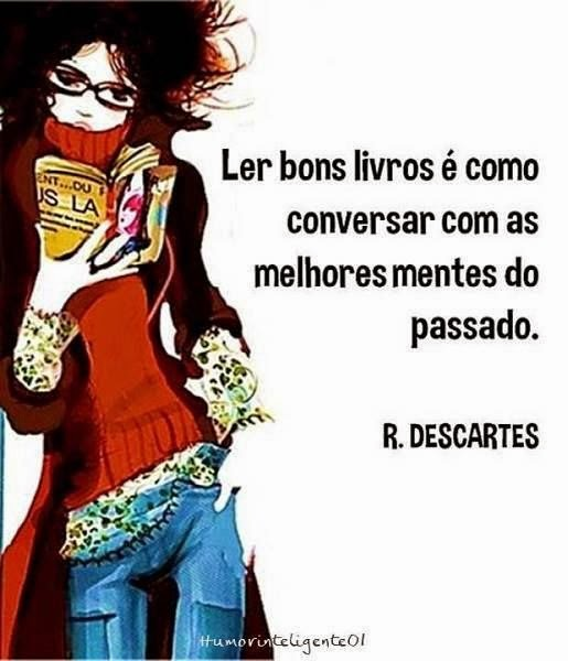 Ler Bons Livros...