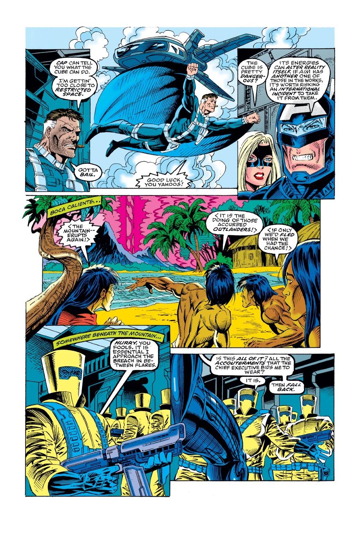 Captain America (1968) Issue #440 #392 - English 8