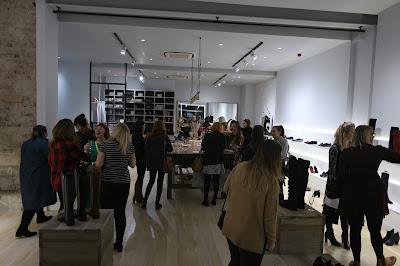 blogger event, store events, tedandmuffy