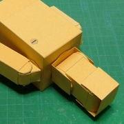 Cara Membuat Boneka Lucu Danbo 12