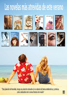 Participo en Colección Beach/Books: Chile (enero), España (febrero)