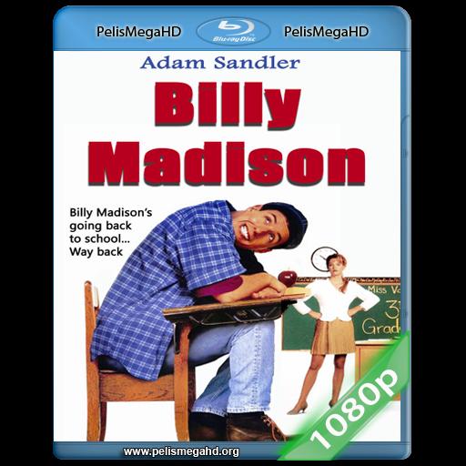 BILLY MADISON (1995) FULL 1080P HD MKV ESPAÑOL LATINO