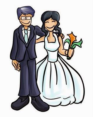 Chistes de matrimonio,