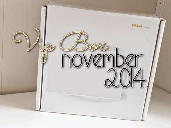 Vip Box november 2014.