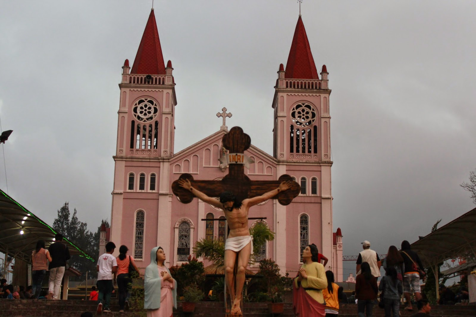 Our Lady of Atonement Cathedral Baguio City
