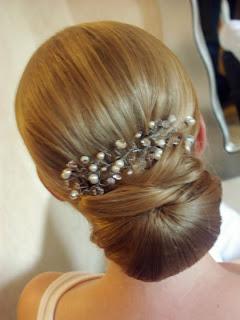 peinado para novia 2013