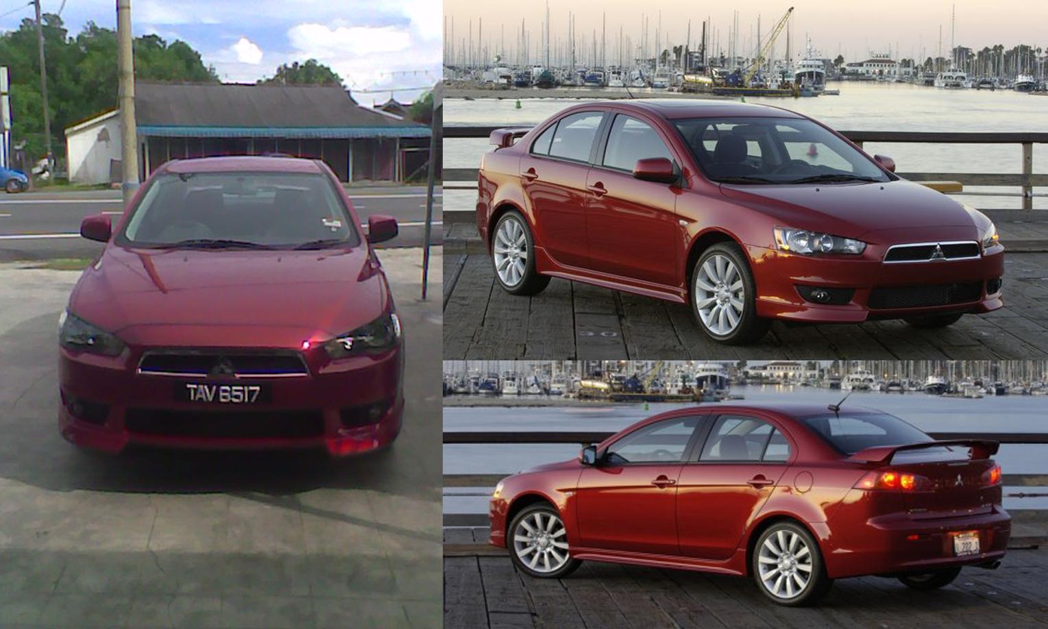 Automotive database mitsubishi lancer mitsubishi lancer fandeluxe Images