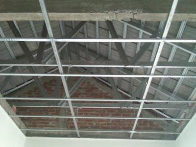 jasa pasang plafond gypsum