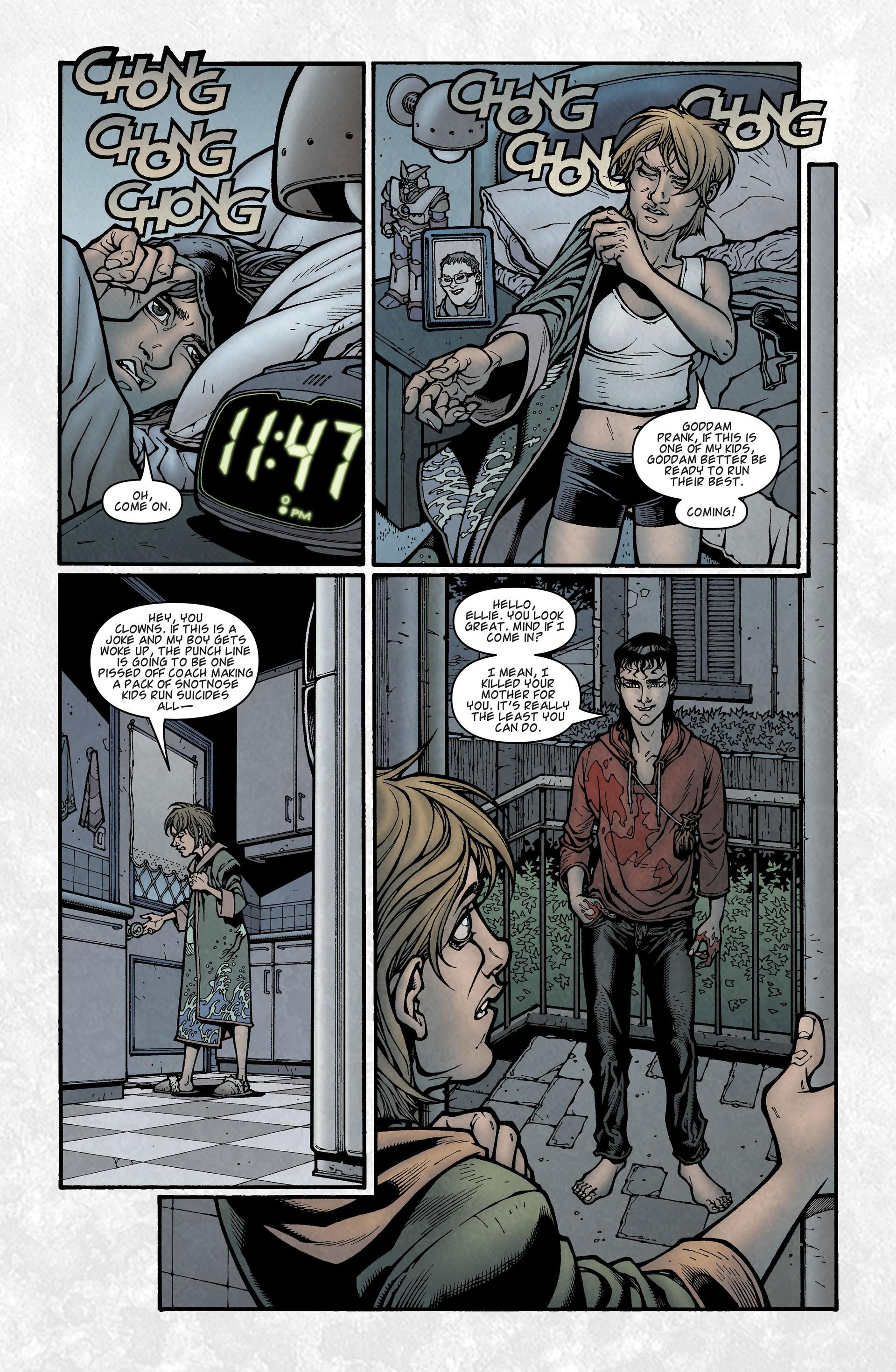 Locke & Key (2008) Issue #6 #6 - English 30