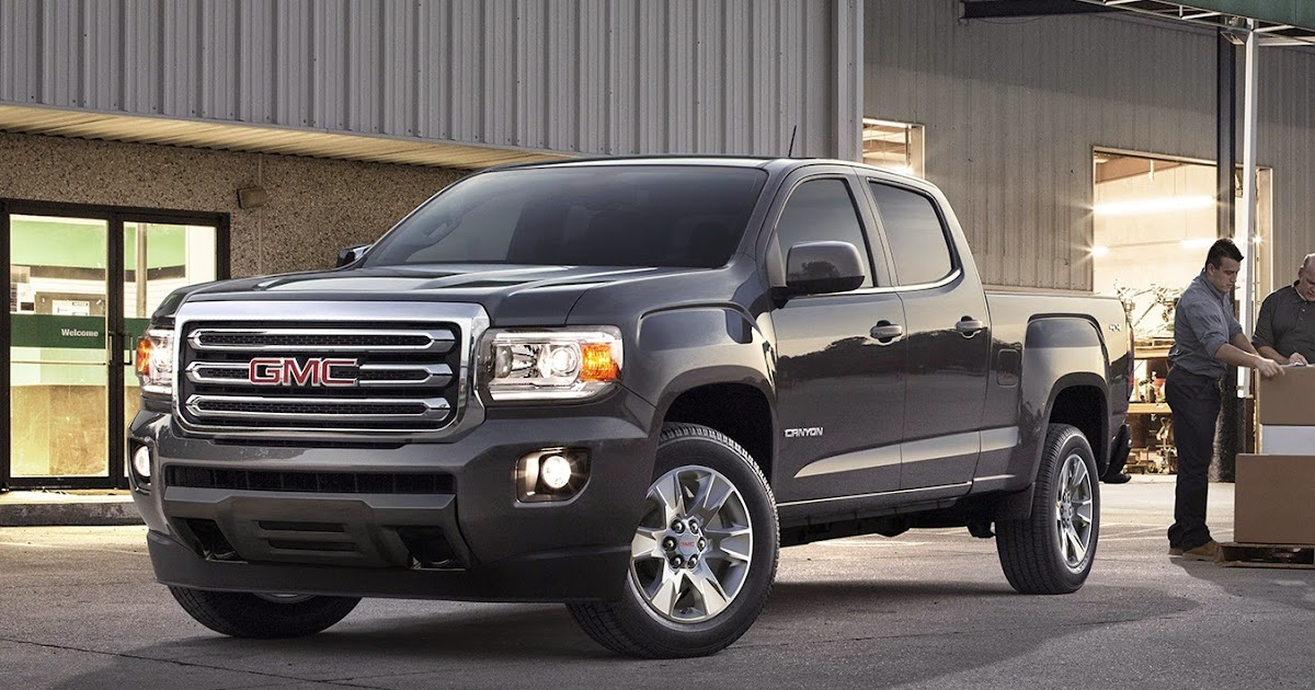Car Reviews | New Car Pictures for 2018, 2019: Colorado and Canyon Will Lead Midsize Pickup ...