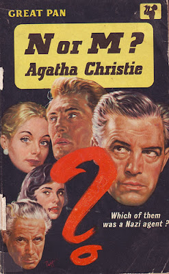 cover of N or M? by Agatha Christie