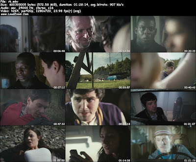 Roadkill (2011) BluRay 720p 575MB