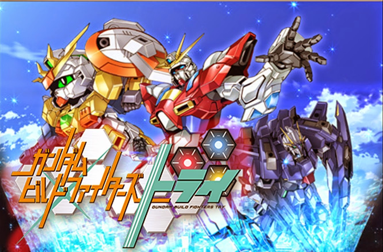 Download Gundam Build Fighters Try 15 Subtitle Indonesia