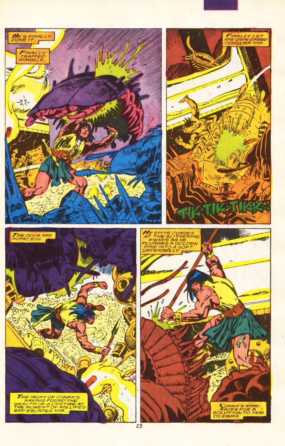 Conan the Barbarian (1970) Issue #212 #224 - English 17