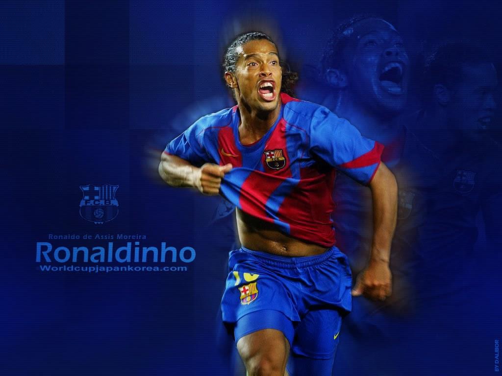 Ronaldinho barcelona wallpaper hd fc barcelona photo - Ronaldinho wallpaper ...