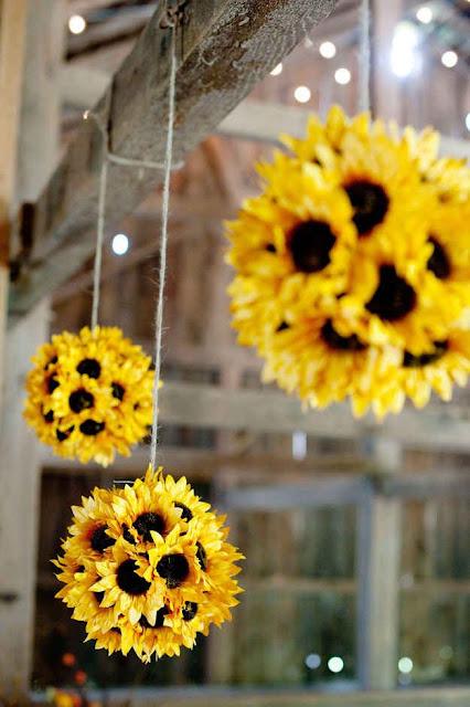 Sunflowers Wedding Ideas